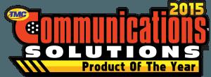 2015 tmc communications solutions award
