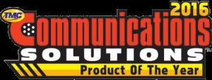 2016 tmc communications solutions award
