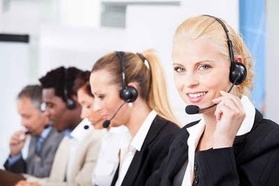 contact centers call recording frontpage