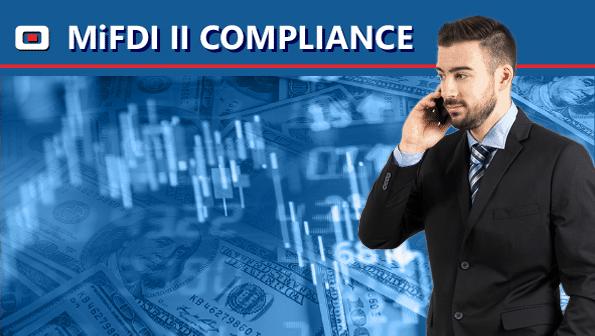Compliance MiFDI II