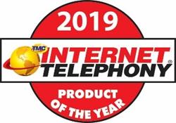 gI 152994 2019 INTERNET TELEPHONY Product of the Year Logo