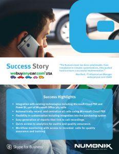 NR Success Story webuyanycarUSA
